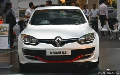 Renault Megane RS265 FL 19