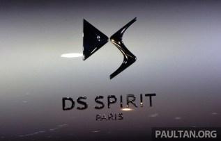 Paris 2014 Citroen DS Divine 9
