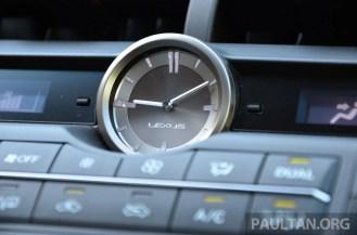 Lexus NX Canada Drive 22
