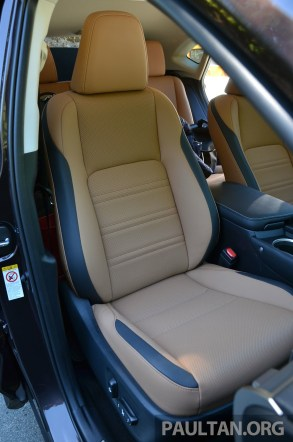 Lexus NX Canada Drive 50