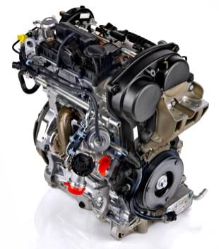 Neuer Dreizylinder-Motor von Volvo Cars