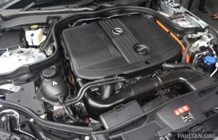 Mercedes E300 Hybrid 19