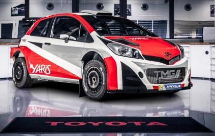 Toyota Yaris WRC-02