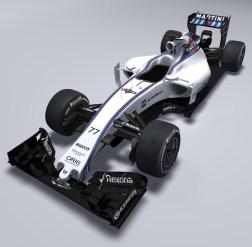 Williams Mercedes FW37 1