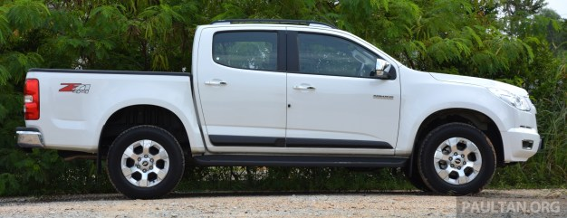 Driven Chevrolet Colorado Ltz Muscle Power Tested