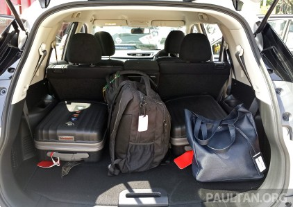 2015 Nissan X-Trail Review 53