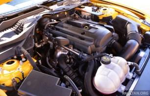 Ford Mustang LA 18