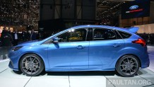 Ford Focus RS Geneva Live 18