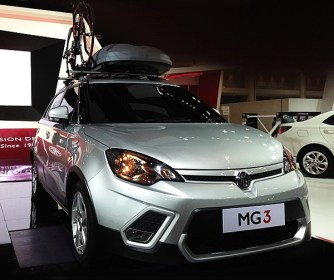 MG3 launched in Thailand with eco car price - Malaysia next