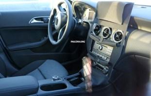 Mercedes A-Class Facelift 6
