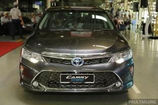 Toyota Camry Hybrid Line Off 41