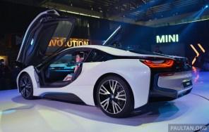 BMW i8 extra 2