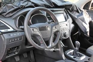 Hyundai Santa Fe facelift 7