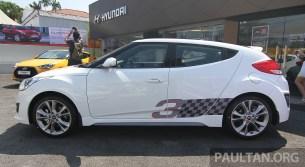 Hyundai Veloster Turbo Live 6
