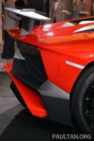 Lamborghini Aventador SV 17