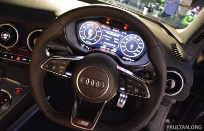 2015 Audi TT 2.0 TFSI 11