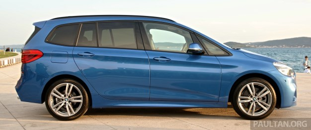 BMW 2 Series Gran Tourer 18
