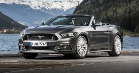 Ford Mustang Convertible Euro 01