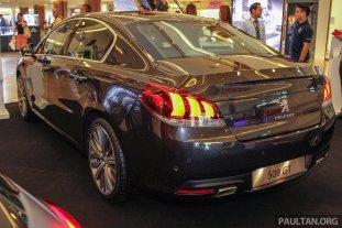 Peugeot 508 GT Facelift 17