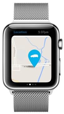 VW Car Net app 03