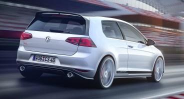 Volkswagen golf gti clubsport concept 02
