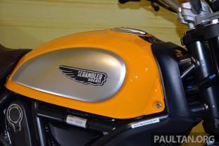 Ducati Scrambler Classic 4
