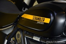Ducati Scrambler Full Throttle 1