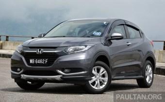 Honda HR-V Drive Langkawi 42
