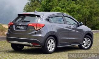 Honda HR-V Drive Langkawi 45