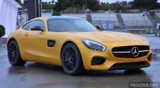 Mercedes-AMG GT S SF 1
