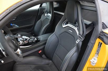 Mercedes-AMG GT S SF 45