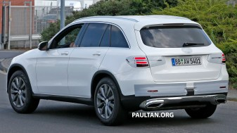 Mercedes GLC summer 9