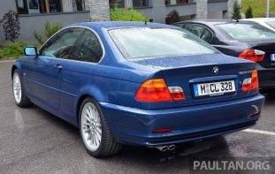 BMW 3 Series 40 Years 6