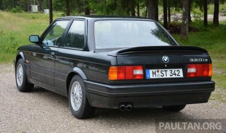 BMW E30 320is 7