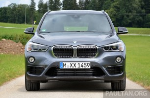 F48 BMW X1 Review 35