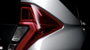 Mitsubishi Pajero Sport teaser 09