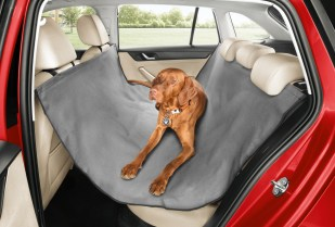skoda dog backseat protector
