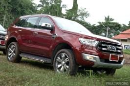 2015 Ford Everest 5