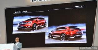 Honda BR-V presentation Indonesia 5
