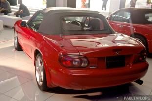 Mazda MX-5 NB 5