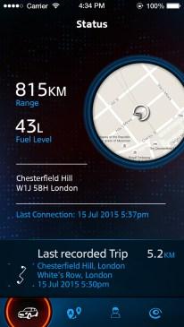 Mini Connected App 2015 4
