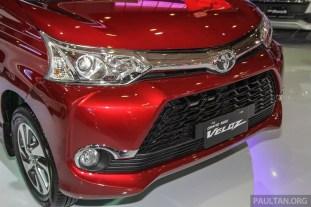 Toyota Avanza Veloz facelift 3