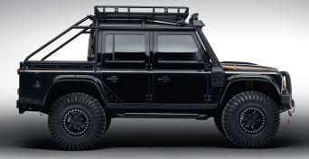 Land Rover Defender cropped