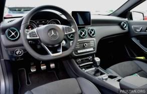 Mercedes-Benz A-Class FL Motorsport Edition Petronas 21
