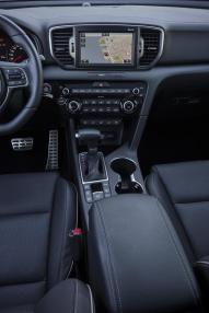 New Sportage Interior 03