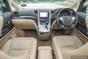 Toyota Alphard TRD Sportivo 49