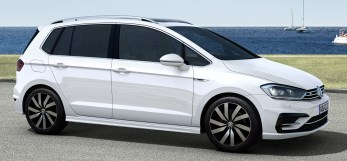Volkswagen Golf Sportsvan R-Line 1