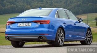 Audi A4 B9 Venice Review 79