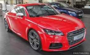Audi Malaysia Announces Revised Price List For Price Hike - Audi price list 2016