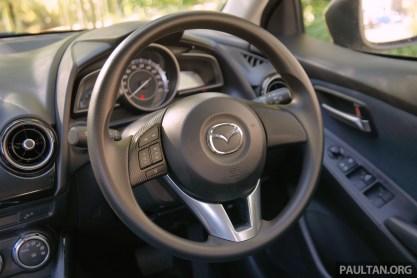 Mazda 2 SkyActiv-D Clean Diesel Challenge 25